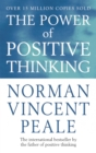 The Power Of Positive Thinking - Book