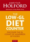 The Low-GL Diet Counter : Discover the GL Count of Hundreds of Foods - Book