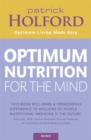Optimum Nutrition for the Mind - Book