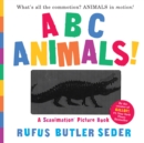 ABC Animals! : A Scanimation Picture Book - Book