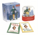 Elf Snow Globe - Book
