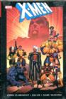 X-Men by Chris Claremont and Jim Lee Omnibus Volume 1 - Book