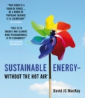 Sustainable Energy - Without the Hot Air - Book