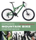 Complete Mountain Bike Maintenance - Book
