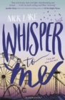 Whisper to Me - Book