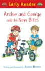 Archie and George and the New Bikes - Book