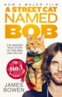 A Street Cat Named Bob : How one man and his cat found hope on the streets - eBook