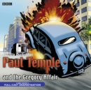 Paul Temple and the Gregory Affair - Book
