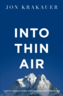 Into Thin Air : A Personal Account of the Everest Disaster - Book