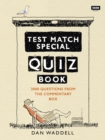 The Test Match Special Quiz Book - eBook
