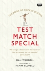 The Test Match Special Book of Cricket Quotes - eBook