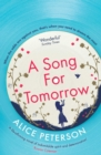 Song for Tomorrow - Book