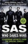 SAS: Who Dares Wins : Leadership Secrets from the Special Forces - Book
