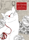 Cat Therapy : A Mindful Colouring Book for Adults - Book