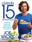 Lean in 15 - The Shape Plan : 15 Minute Meals With Workouts to Build a Strong, Lean Body - Book