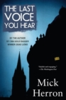 The Last Voice You Hear - Book