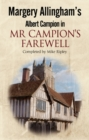Margery Allingham's Mr Campion's Farewell : The return of Albert Campion completed by Mike Ripley - eBook