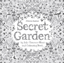 Secret Garden : An Inky Treasure Hunt - Book