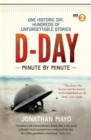 D-Day: Minute by Minute - Book