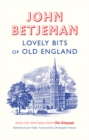 Lovely Bits of Old England : John Betjeman at the Telegraph - Book