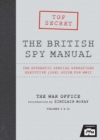 The The British Spy Manual - Book
