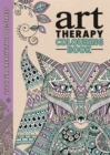 The Art Therapy Colouring Book - Book