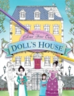 Colour Your Own Doll's House - Book