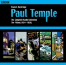 Paul Temple : The Fifties The Complete Radio Series Collection Two - Book