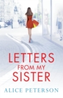 Letters from My Sister - Book