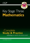 New KS3 Maths Complete Study & Practice (with Online Edition) - Book