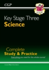 KS3 Science Complete Study & Practice : Complete Revision and Practice - Book