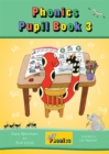 Jolly Phonics Pupil Book 3 (colour edition) : in Precursive Letters (BE) - Book