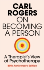 On Becoming a Person - Book