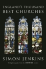 England's Thousand Best Churches - Book
