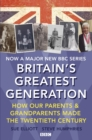 Britain's Greatest Generation - Book