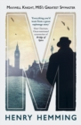 M : Maxwell Knight, MI5's Greatest Spymaster - Book