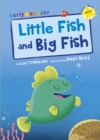 Little Fish and Big Fish (Early Reader) - Book