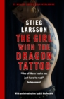 The Girl With the Dragon Tattoo - eBook