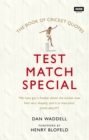 The Test Match Special Book of Cricket Quotes - Book