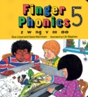 Finger Phonics book 5 : in Precursive Letters (BE) - Book