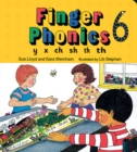 Finger Phonics book 6 : in Precursive Letters (BE) - Book
