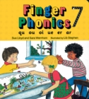 Finger Phonics book 7 : in Precursive Letters (BE) - Book