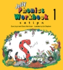 Jolly Phonics Workbook 1 : in Precursive Letters (BE) - Book