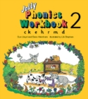 Jolly Phonics Workbook 2 : in Precursive Letters (BE) - Book