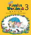 Jolly Phonics Workbook 3 : in Precursive Letters (BE) - Book