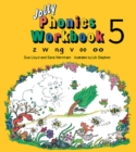 Jolly Phonics Workbook 5 : in Precursive Letters (BE) - Book