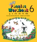 Jolly Phonics Workbook 6 : in Precursive Letters (BE) - Book