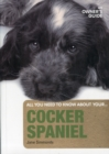 Cocker Spaniel : An Owner's Guide - Book
