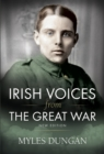 Irish Voices From The Great War - eBook