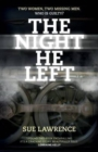 The Night He Left - Book
